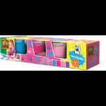 SES Creative Fingerpaint girly 4 colours x145ml