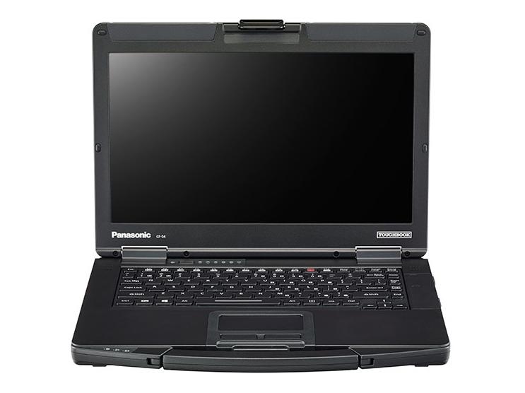 Panasonic Toughbook CF-54 Notebook Black,Silver 35.6 cm (14