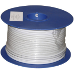 Maximum 32015 100m White coaxial cable