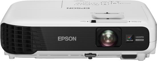 Epson EB-W04 3000ANSI lumens 3LCD WXGA (1280x800) Desktop