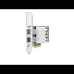 Hewlett Packard Enterprise 867328-B21#0D1 networking card Fiber 25000 Mbit/s Internal