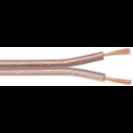 Microconnect AUDSPEAKER14-100 audio cable 100 m Transparent