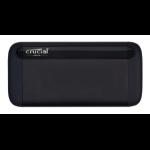 Crucial X8 2000 GB Negro