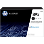 HP CF289X (89X) Toner black, 10K pages