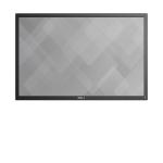 "DELL P2217 22"" HD LED Matt Flat Black computer monitor"