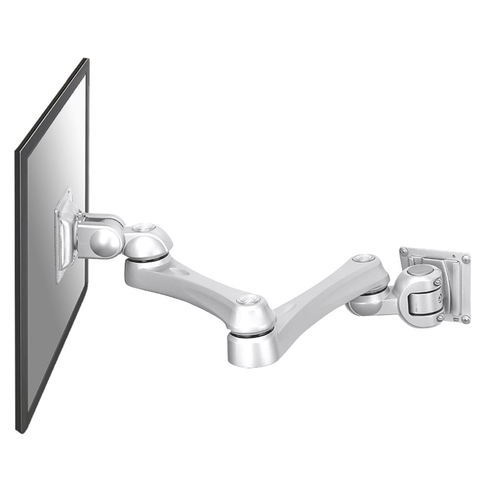 LCD Monitor Arm (fpma-w930) Wall Mount 661.5mm Length Silver