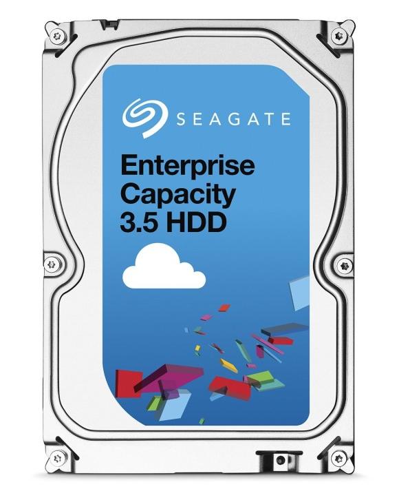 """Seagate Enterprise 6TB 3.5'', Serial ATA III 3.5"""" 6000 GB SATA III"""