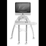 Rain Design iGo Multimedia cart Metallic PC