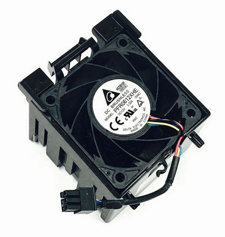 HP 779093-001 Computer case Fan Black