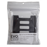 "EVO LABS Single Metal SSD 2.5"" to 3.5"" Drive Bay Adapter"