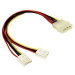 C2G 5.25in/3.5in Internal Power Y-Cable