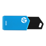 PNY HP v150w USB flash drive 32 GB USB Type-A 2.0 Blue