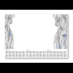 Sigel HO480 desk pad White Paper