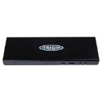 Origin Storage USB Triple 4K Docking Station w/ EU Cable