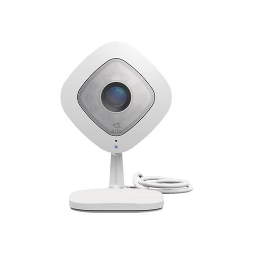Netgear Arlo Q-Smart Home 1080p Full HD Security Camera, Night Vision and Full Two Way Audio by NETGEAR