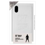 """PanzerGlass 0136 mobile phone case 14.7 cm (5.8"""") Cover White"""