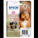 Epson Squirrel Singlepack Light Magenta 378XL Claria Photo HD Ink