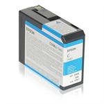 Epson C13T580200 (T5802) Ink cartridge cyan, 80ml