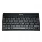 Wacom WKT-400-EN mobile device keyboard Black Bluetooth