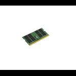 Kingston Technology KCP429SD8/32 memory module 32 GB 1 x 32 GB DDR4 2933 MHz