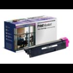 PrintMaster Magenta Toner Cartridge for Kyocera FS-C5150DN (TK580)