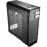 Aerocool Aero-500 Black Edition Midi-Tower Black computer case