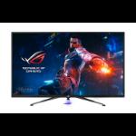 """ASUS ROG Swift PG43UQ LED display 109.2 cm (43"""") 3840 x 2160 pixels 4K Ultra HD Black"""