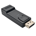 Tripp Lite DisplayPort to HDMI 4K Video Active Adapter, DP 1.2 to HDMI Audio / Video Converter