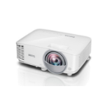 Benq MX825ST Desktop projector 3300ANSI lumens DLP XGA (1024x768) 3D White data projector
