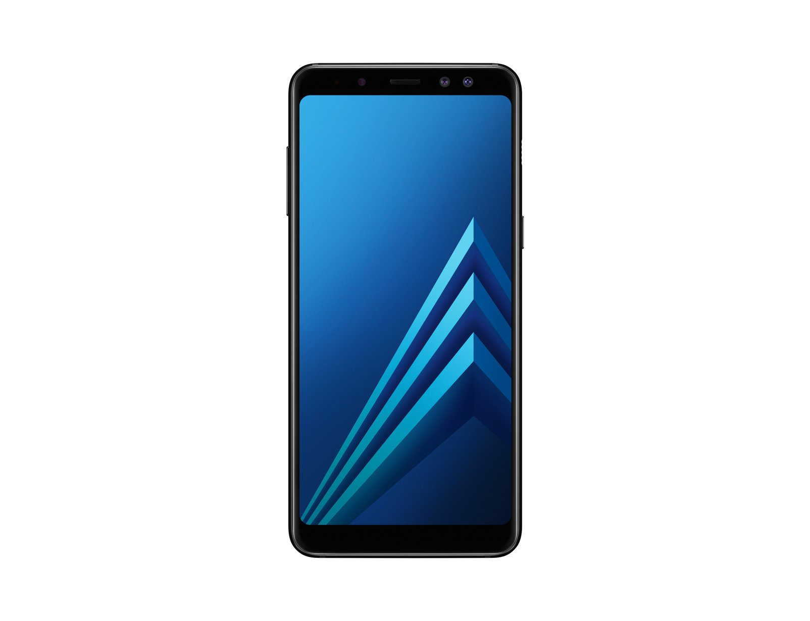 """Samsung Galaxy A8 SM-A530F 5.6"""" Single SIM 4G 4GB 32GB 3000mAh Black SM-A530FZKABTU"""