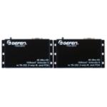 Gefen GTB-UHD-HBT2 AV transmitter & receiver Black AV extender
