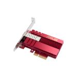 ASUS XG-C100F networking card Fiber 10000 Mbit/s Internal