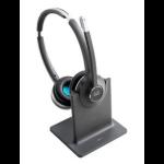 Cisco 562 Headset Hoofdband Zwart, Grijs