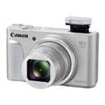 Canon CAMARA CANON POWERSHOT SX730 PLATA 40X WI FI NFC BLUETOOTH 20.3 MP PANTALLA ABATIBLE dir