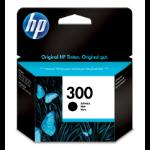 HP CC640EE (300) Printhead cartridge black, 200 pages, 4ml