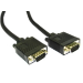 Cables Direct CDEX-226K serial cable Black 10 m HD15