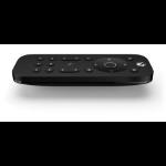 Microsoft 6DV-00005 IR Wireless Press buttons Black Remote Control