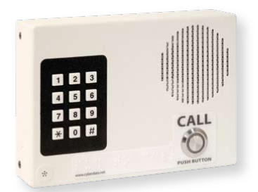 CyberData Systems 011123 door intercom system