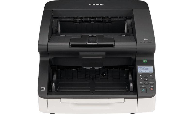 Canon imageFORMULA DR-G2140 600 x 600 DPI Sheet-fed scanner Black, White A3