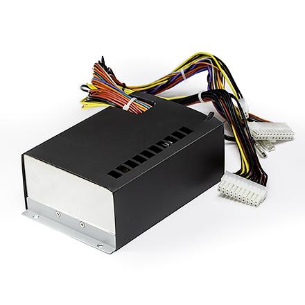 Synology PSU 500W_3 power supply unit 500 W Black,Grey