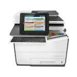 HP PageWide Enterprise Color Flow MFP 586z A4 Grey G1W41A#B19