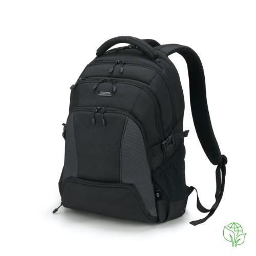 Dicota ECO SEEKER backpack Casual backpack Black Polyethylene terephthalate (PET)