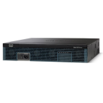Cisco 2921 Ethernet LAN Black,Blue wired router