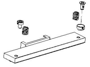 Zebra P1029257-001 kit para impresora