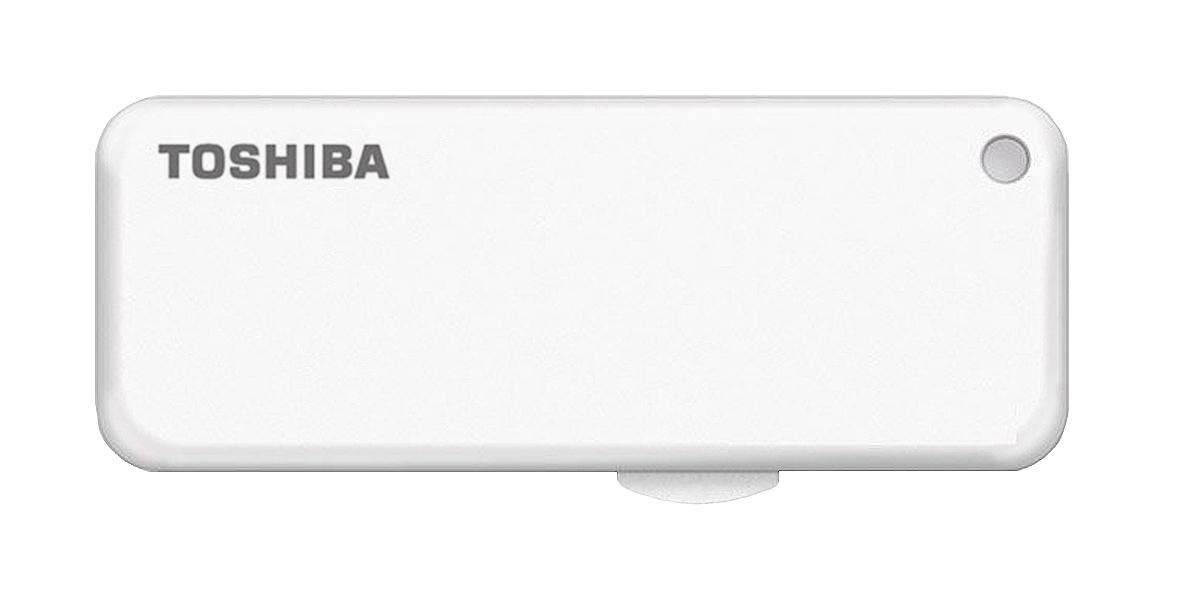 Transmemory U203 - 16GB USb Stick - USB 2.0 - White