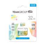 Team Group Colour Card II Micro SDHC UHS-1 U3 32G 90/45 R/W