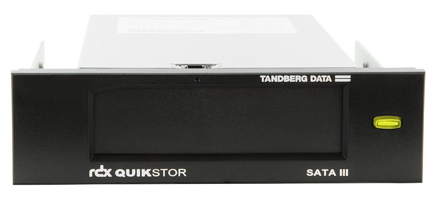 Tandberg Data Data RDX QuikStor Internal drive, SATA III