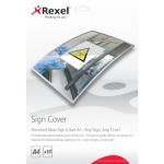 Rexel 2104251 sign holder