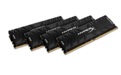 HyperX Predator 16GB 3200MHz DDR4 Kit memory module 4 x 4 GB