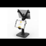 Maclocks V-Bracket tablet security enclosure Black